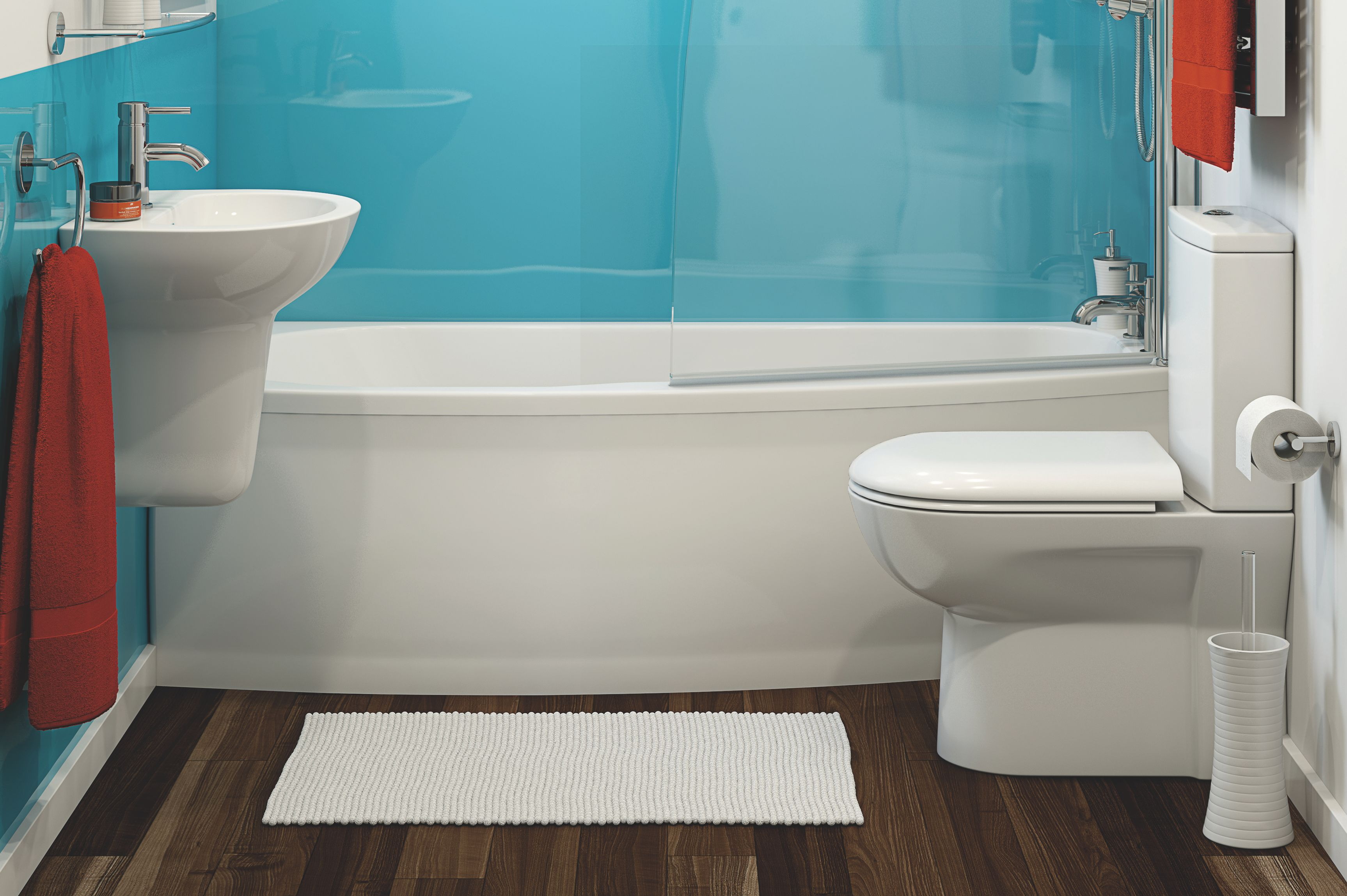 RETHINKING THE MODERN DAY BATHROOM: An Insightful Look At Our Modern Day  Bathrooms | Livin Spaces