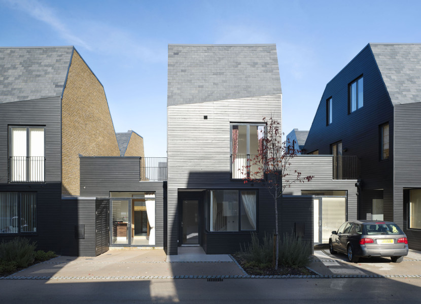 Well Housed Newhall Be Housing Development In Essex By