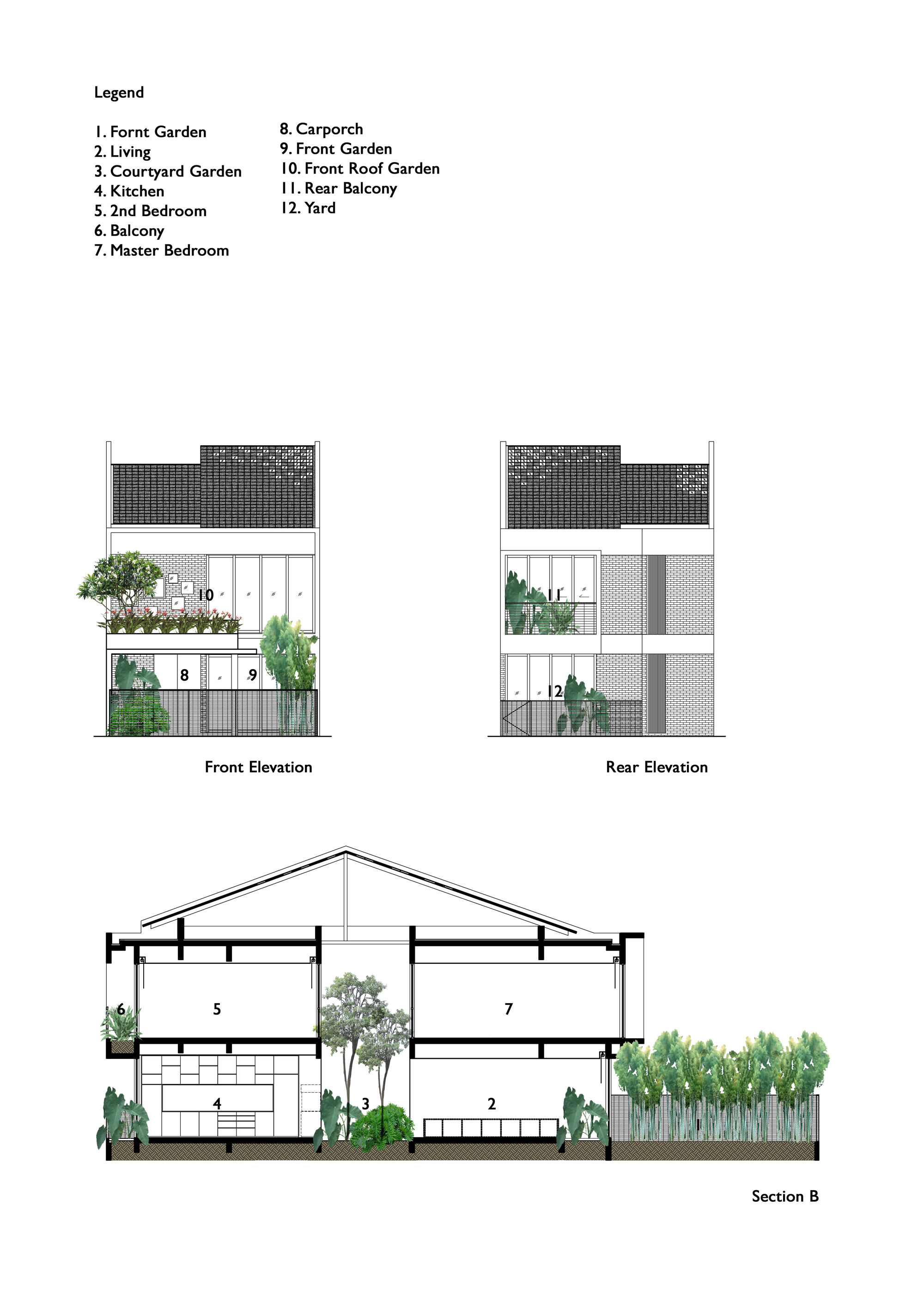 House_at_Sg._Buloh_-_Elev___Sect_B