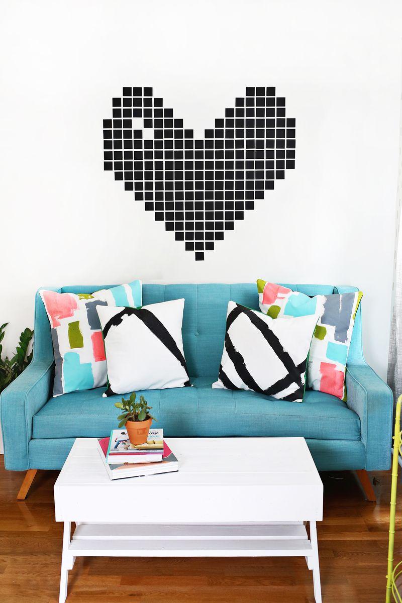 diy painted pillows 2