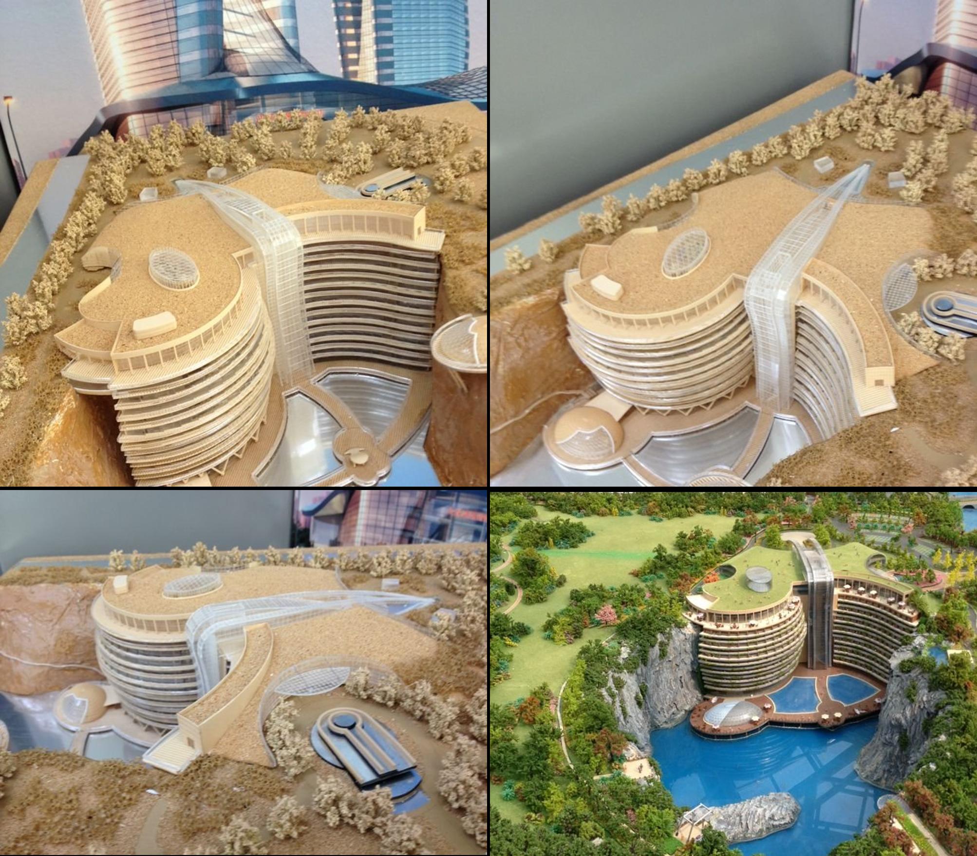 quarry hotel LS MODEL
