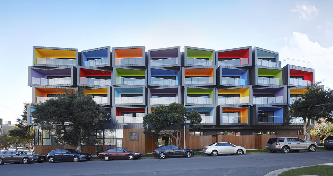 Spectrum Apartments 01