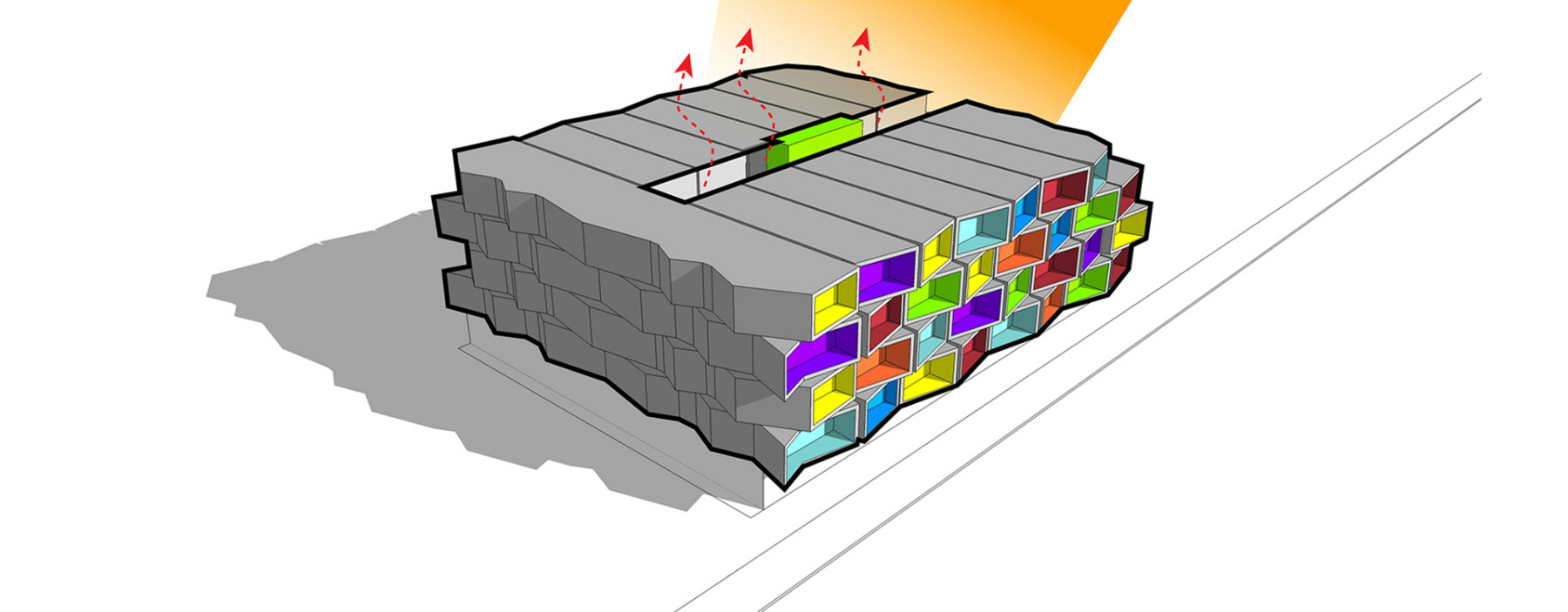 Spectrum Apartments concept 8