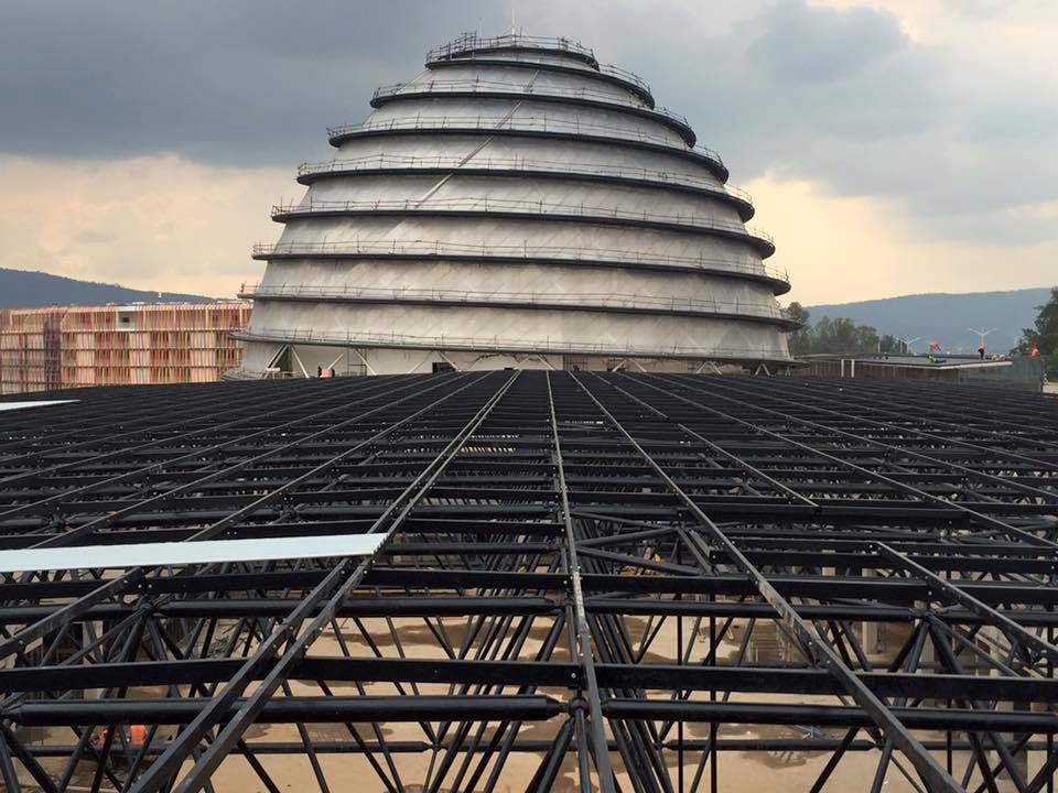 kigali convention center under construction 3