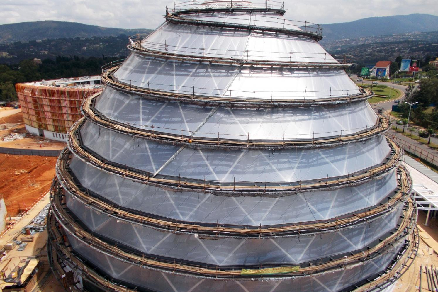 kigali convention center under construction 4