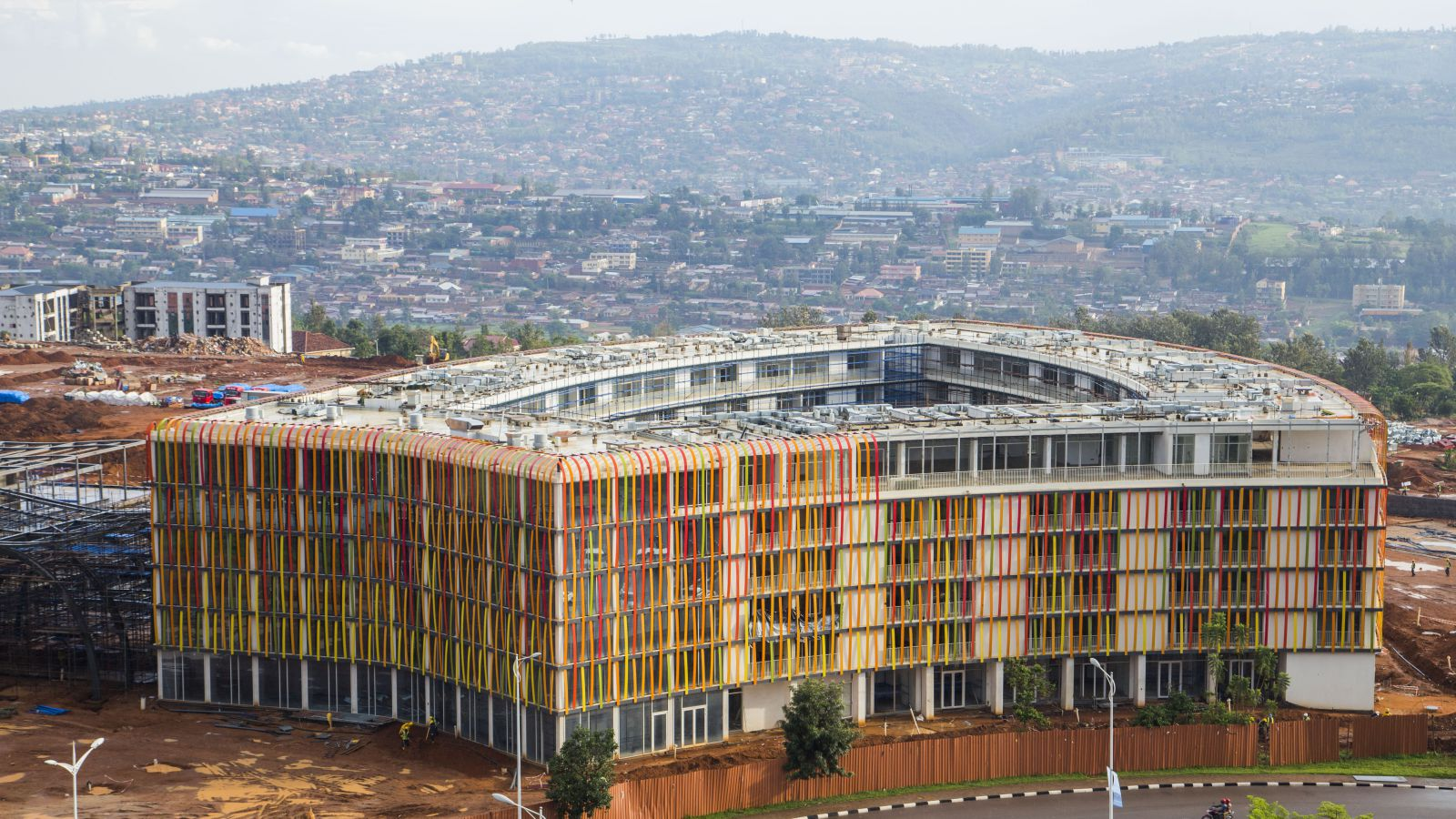 Hotels In Kigali City Center