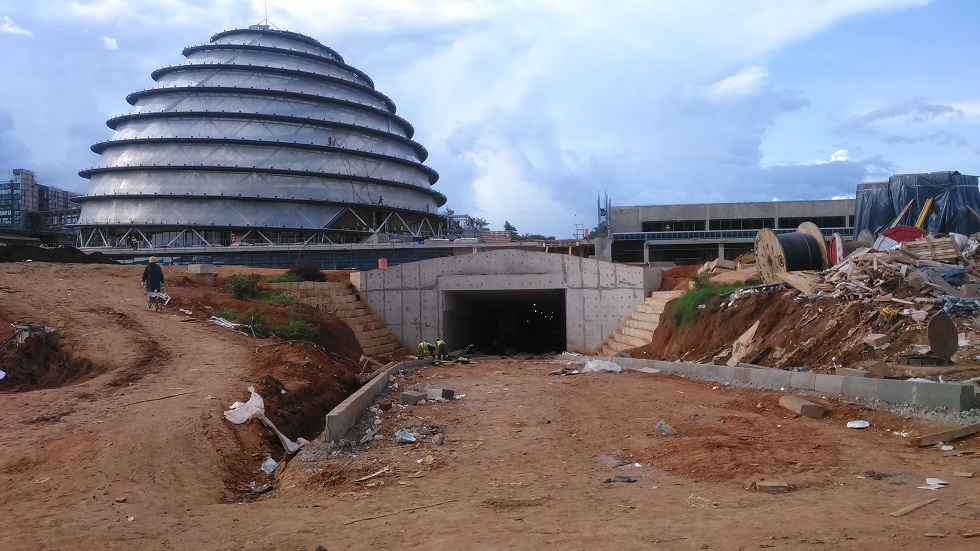 kigali convention center under construction 9