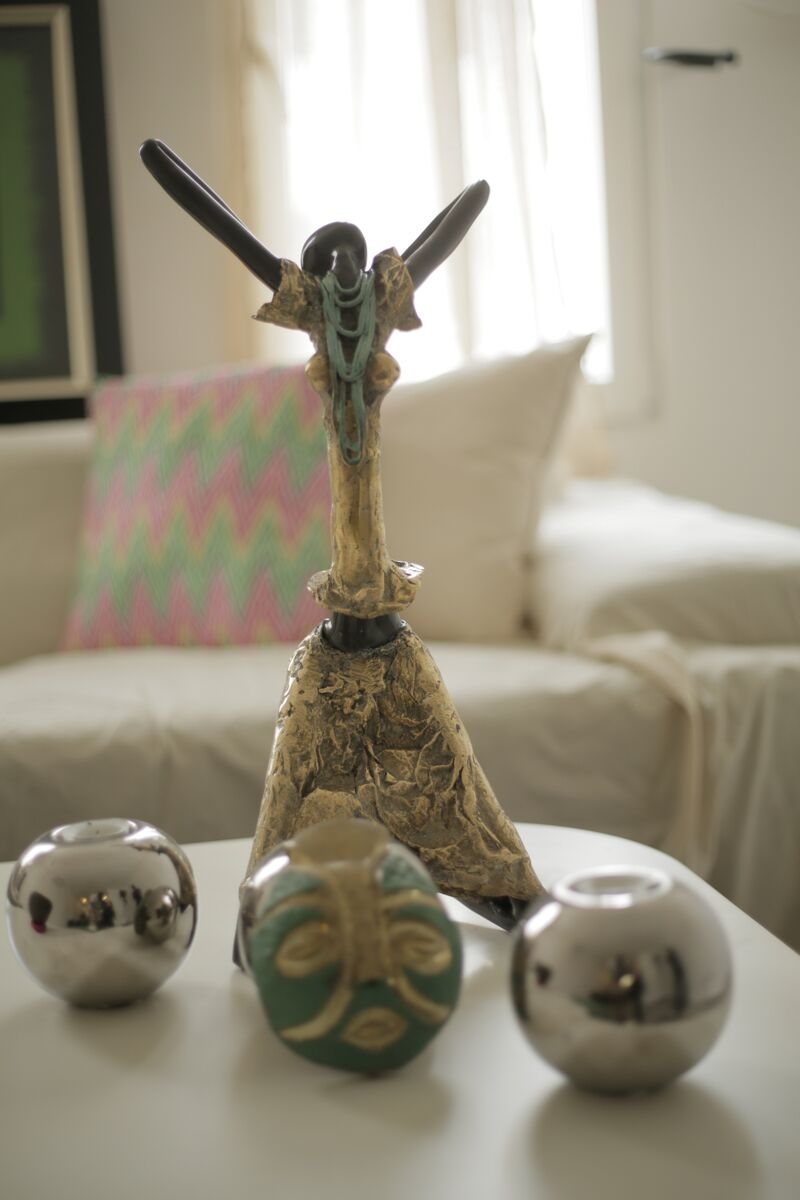 An African City Season 2 Ngozi set design Joe's perspective Art Boutique