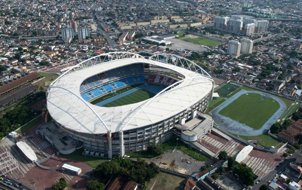 How Rio's Stadium's will transform after the Olympic Games