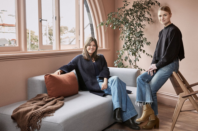 we-are-tribe-interior-designers-office-10 jessica stewart and christina symes