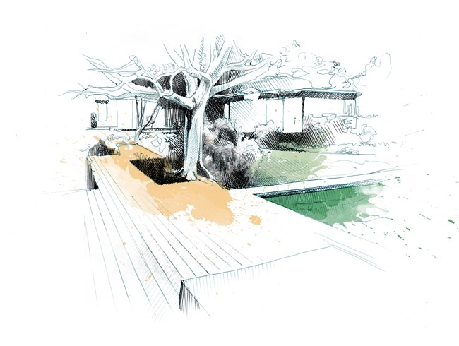 8 landscaping design principles rob steiner 4