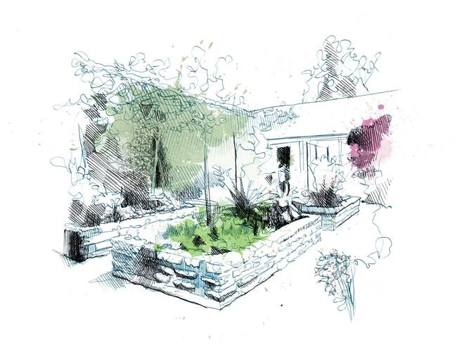 8 landscaping design principles rob steiner 5
