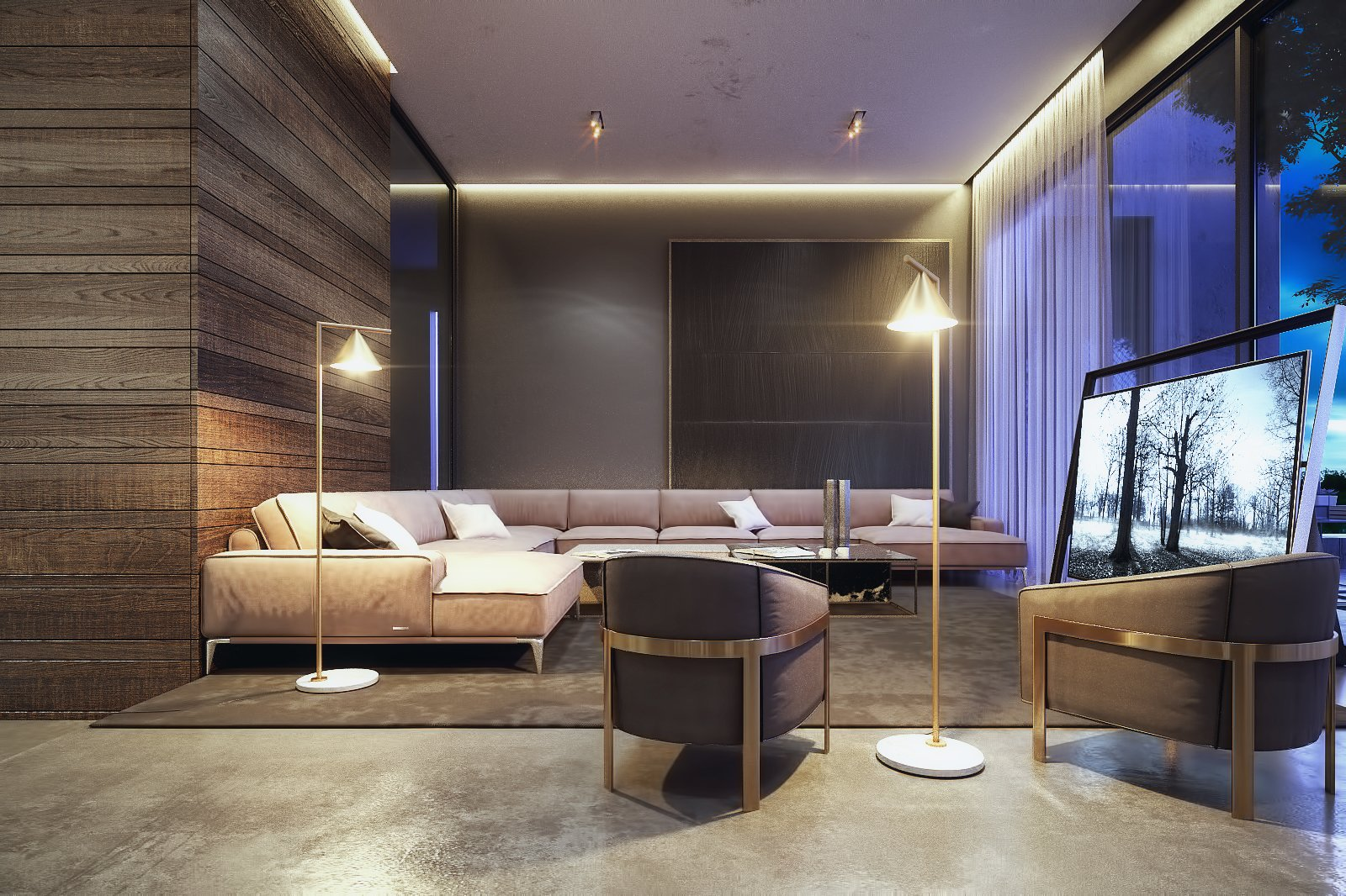 THE AL ALI VILLA IN KUWAIT BY LINES DESIGN CREATION AND ...