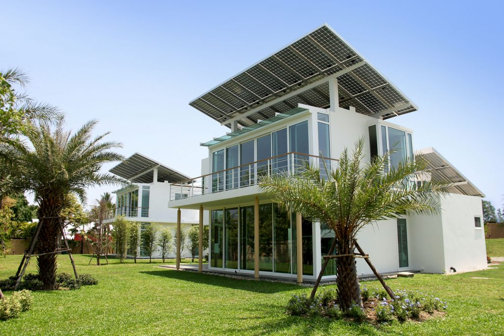 The Phi Suea House project is the world's first solar hydrogen residential development.