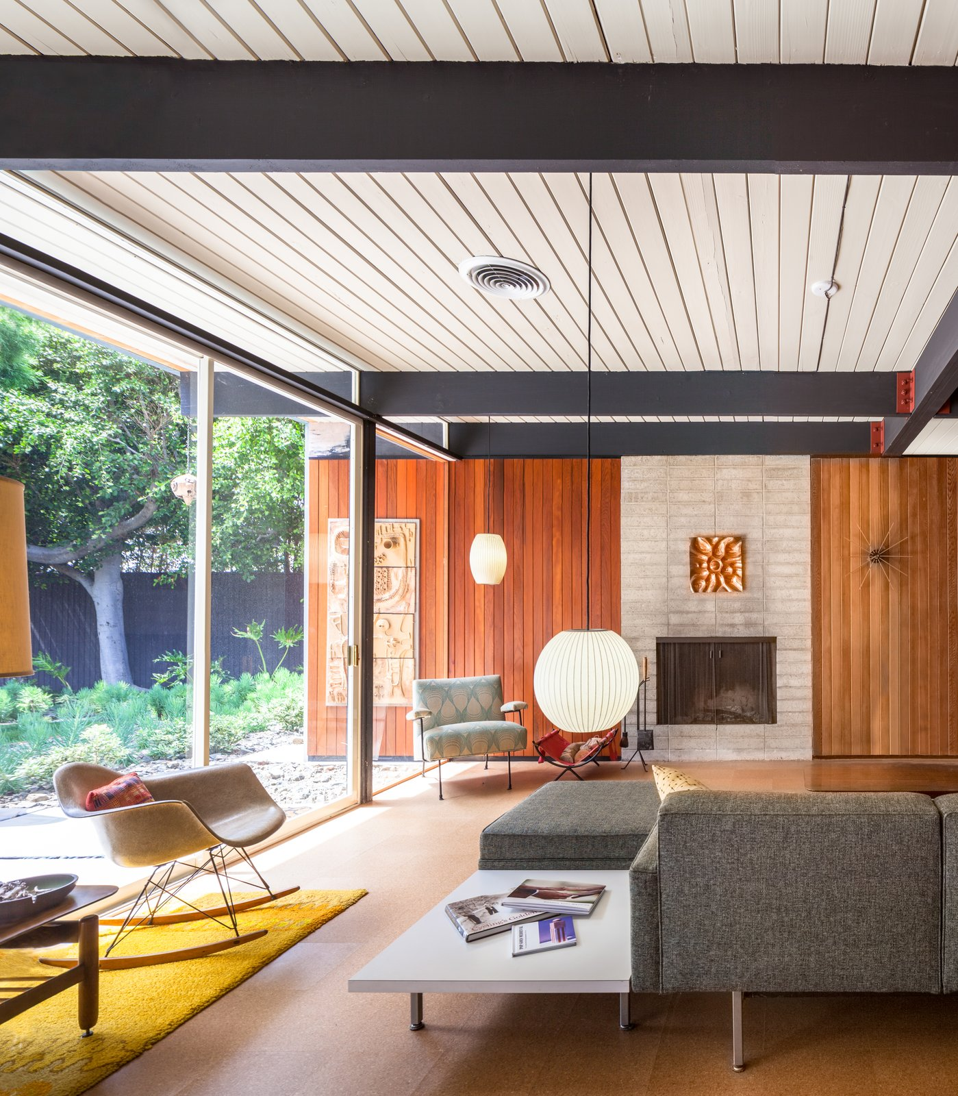 The Bobertz Residence in California by Craig Ellwood is a classic mid century modern residence.