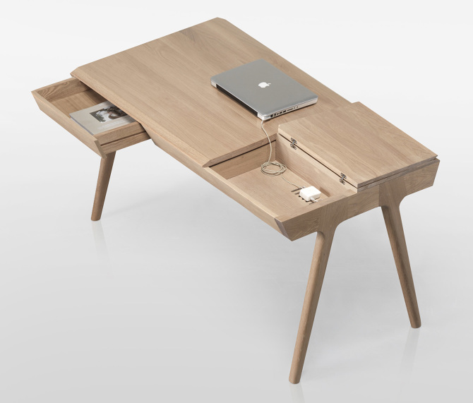 The Metis Desk by Goncalo Campos for WeWood 3