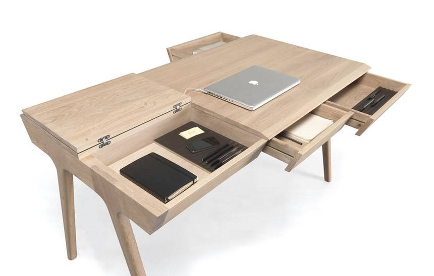 The Metis Desk by Goncalo Campos for WeWood 4