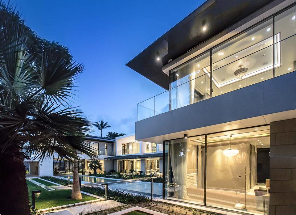 The Ska Villa In Lagos By Saota In Collaboration With Ecad