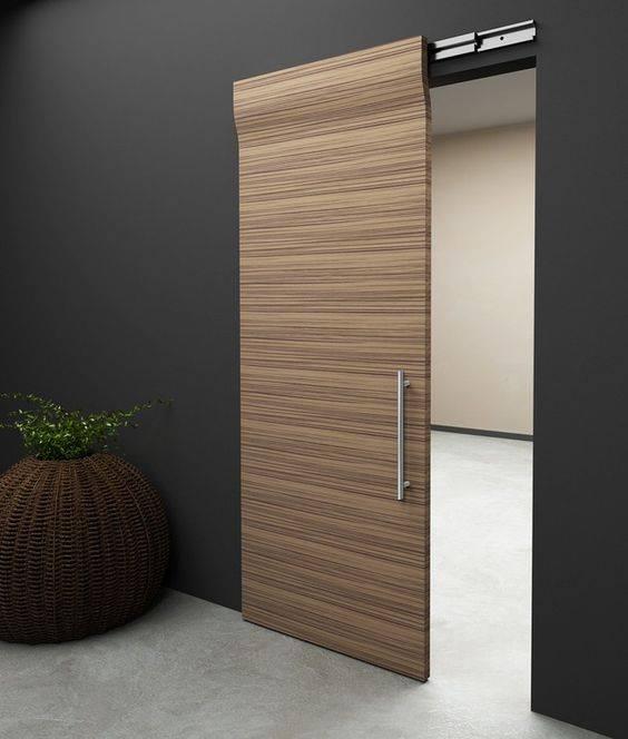 20 Modern Barn Style Sliding Door Designs