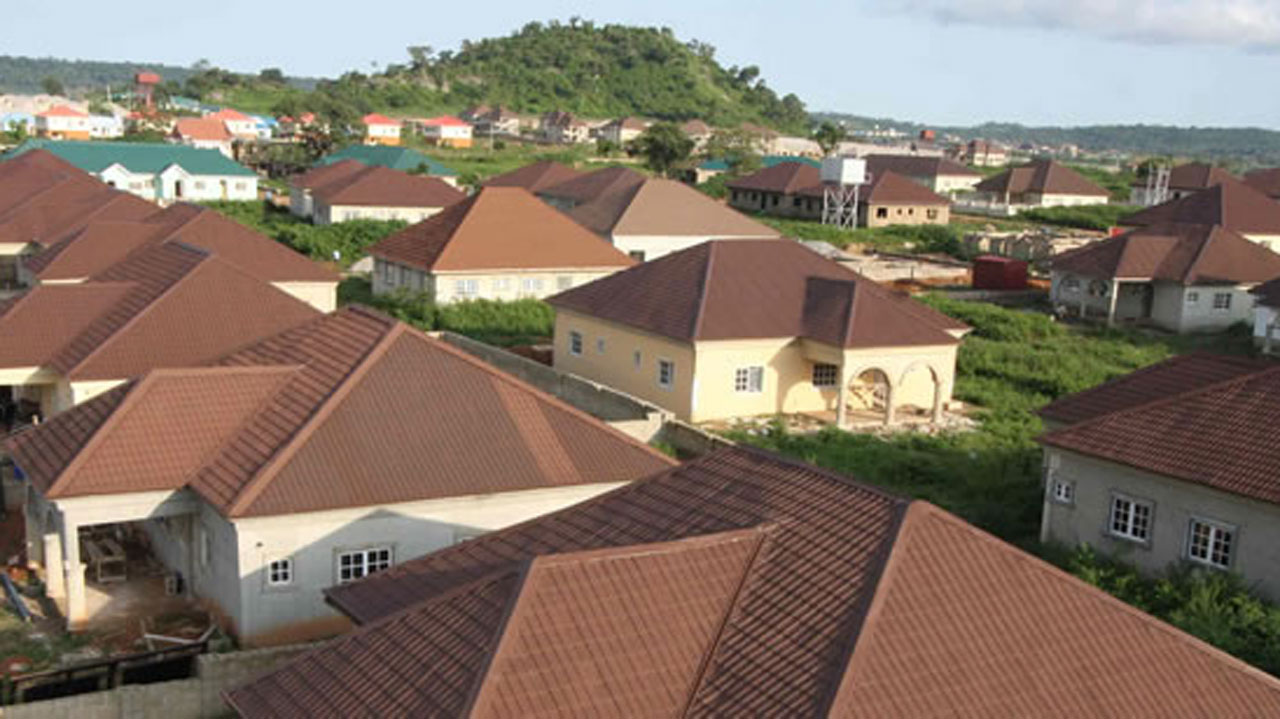 Nigeria 39 s federal housing authority fha plans n27 for Fha house plans