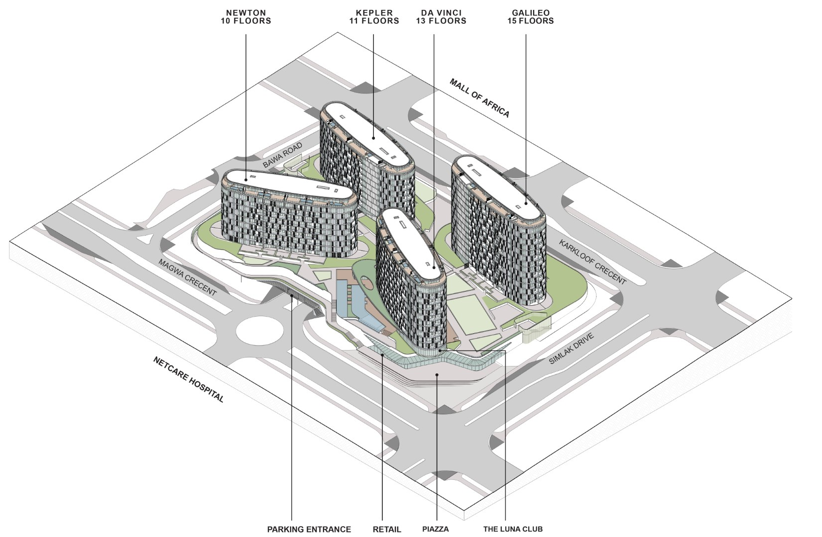 Ellipse Waterfall_dhk architects_site overview