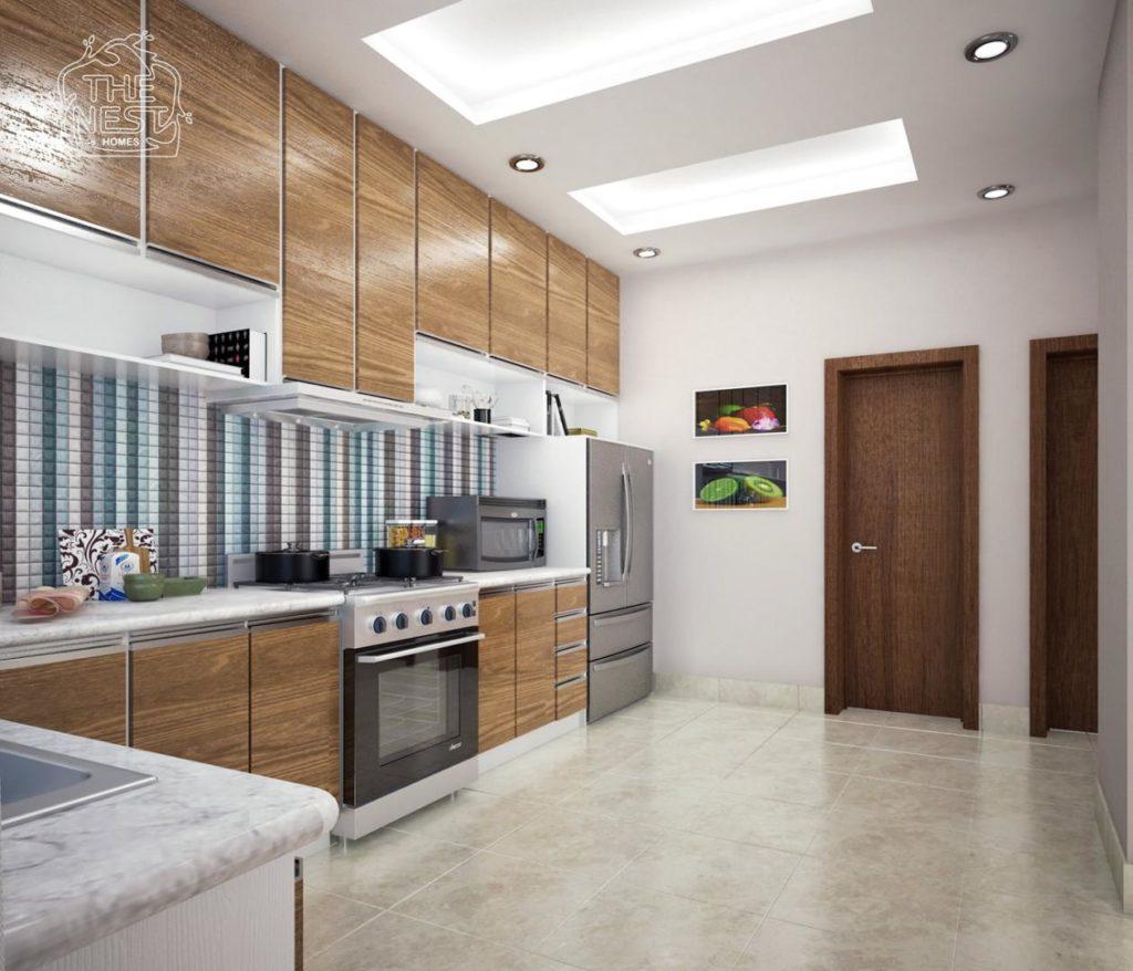 thrive 4 bedroom plus 1bq kitchen