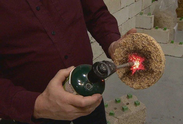 hempcrete is fire resistant