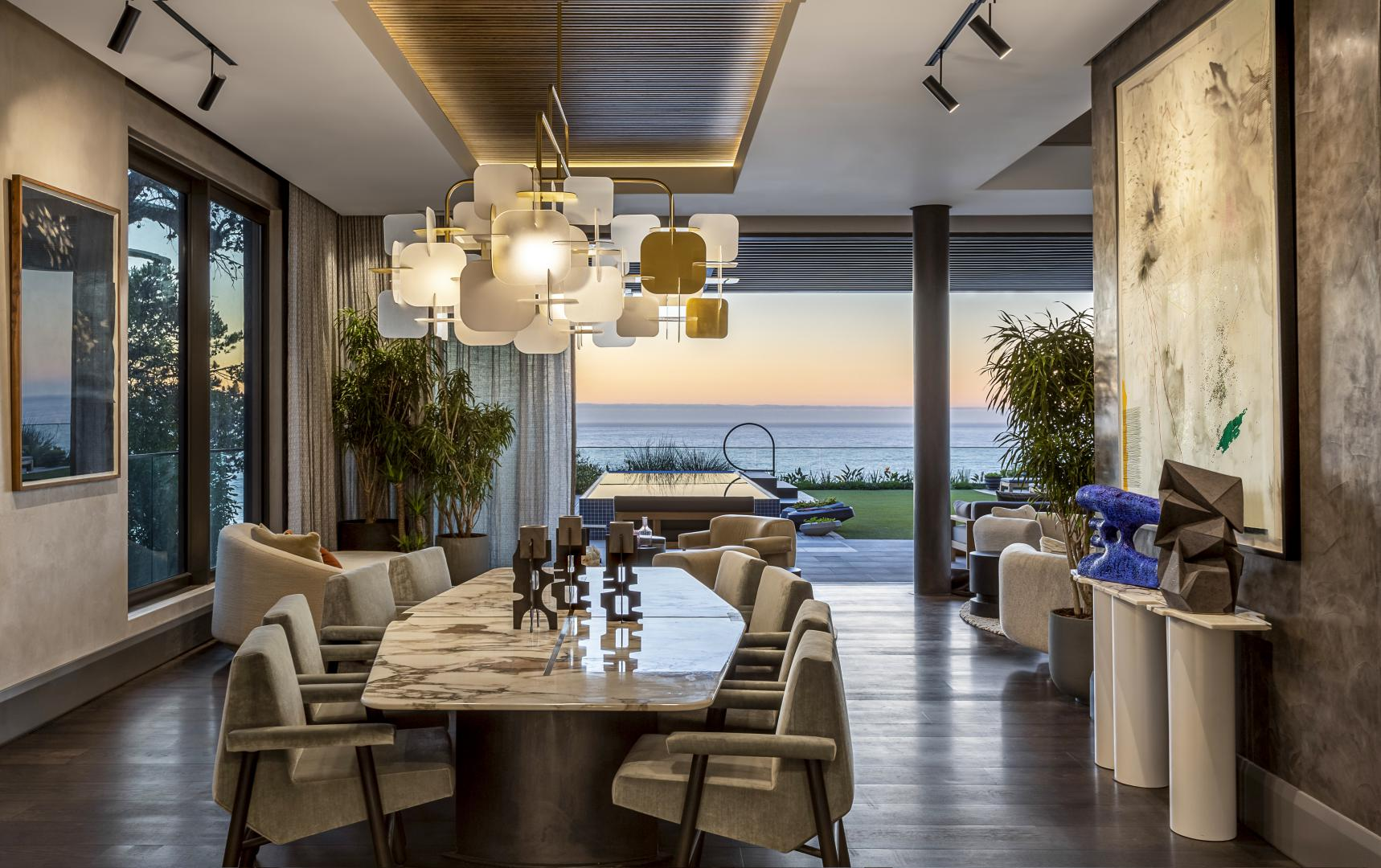 South Villa, a Five Storey Luxury Penthouse in South Africa by ARRCC.