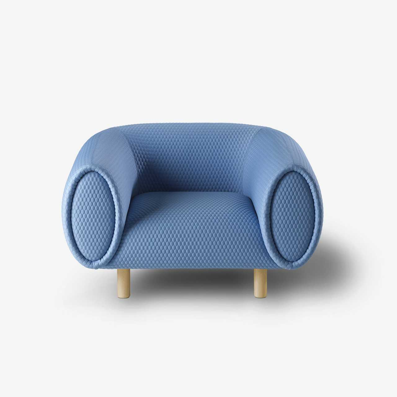 Tobi is a modern sofa design by Rexite that portrays Timeless Elegance