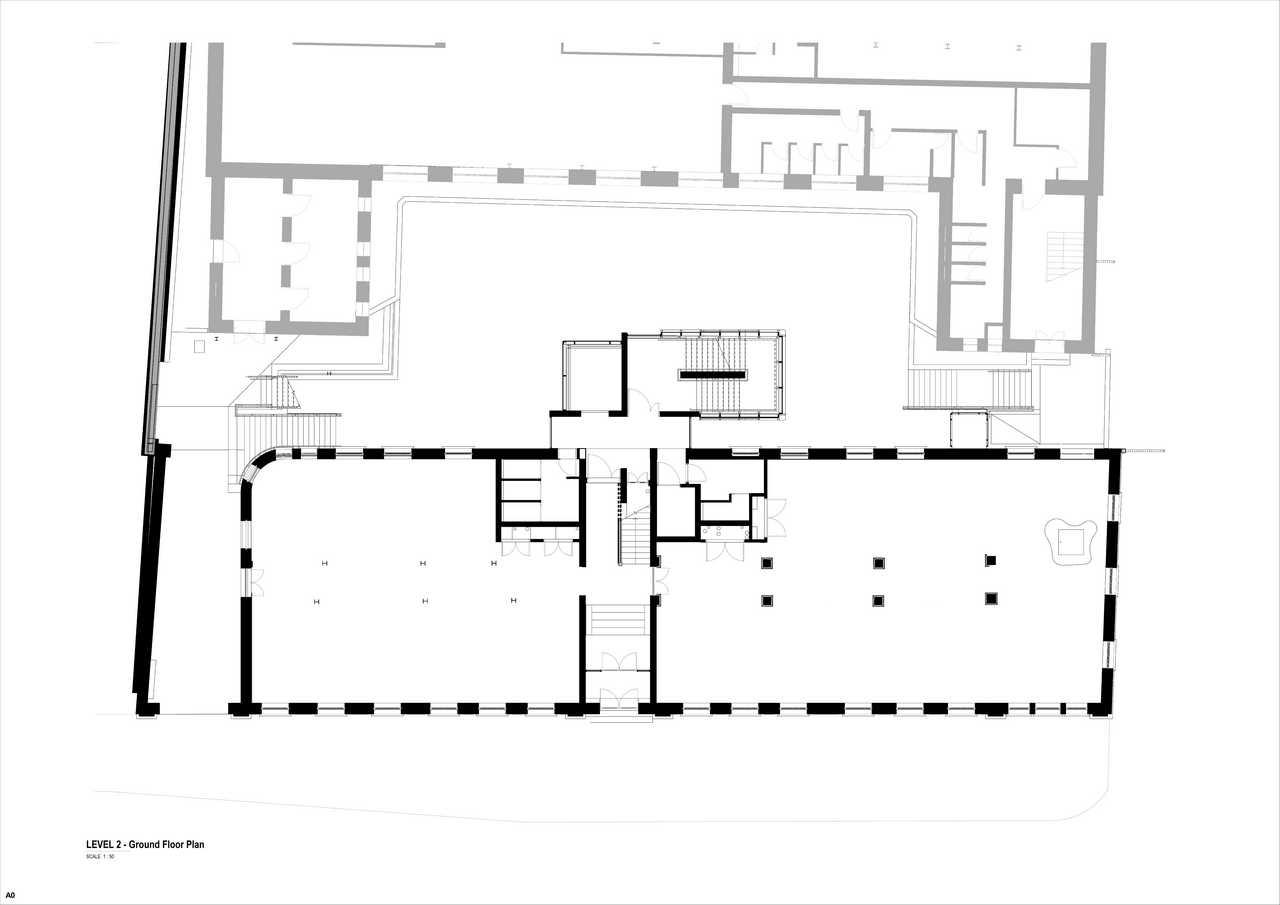 32 on Kloof floor plan 1 - ground floor