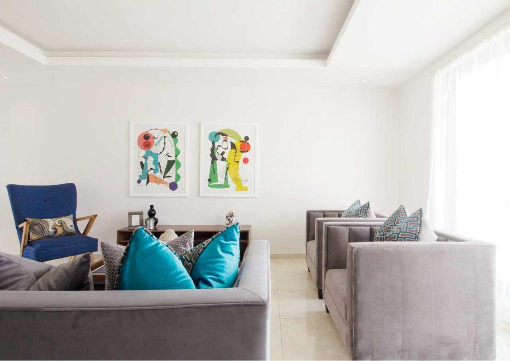A Minimalist 4-Bedroom Terrace housing development in Lagos by cmDesign Atelier 03