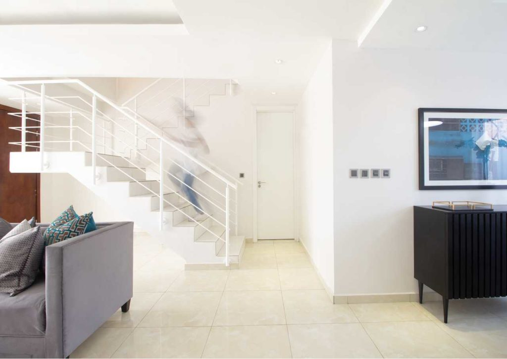 A Minimalist 4-Bedroom Terrace housing development in Lagos by cmDesign Atelier 08