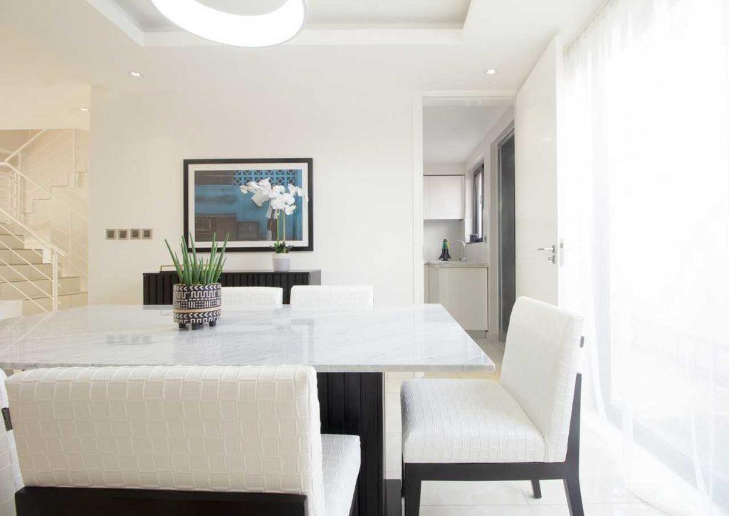 A Minimalist 4-Bedroom Terrace housing development in Lagos by cmDesign Atelier 09