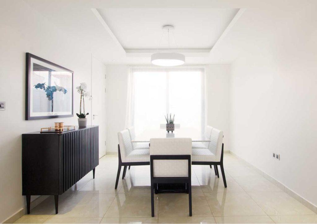 A Minimalist 4-Bedroom Terrace housing development in Lagos by cmDesign Atelier 10