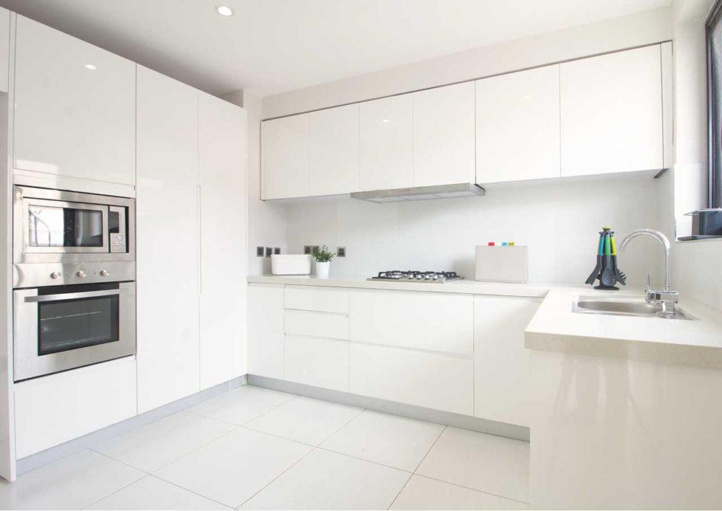 A Minimalist 4-Bedroom Terrace housing development in Lagos by cmDesign Atelier 12