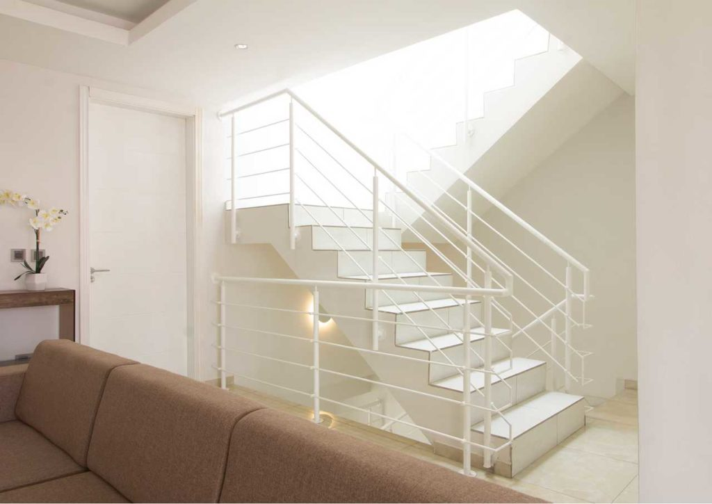 A Minimalist 4-Bedroom Terrace housing development in Lagos by cmDesign Atelier 14