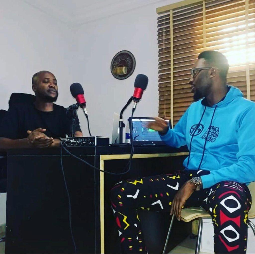 Africa Design Radio Interview