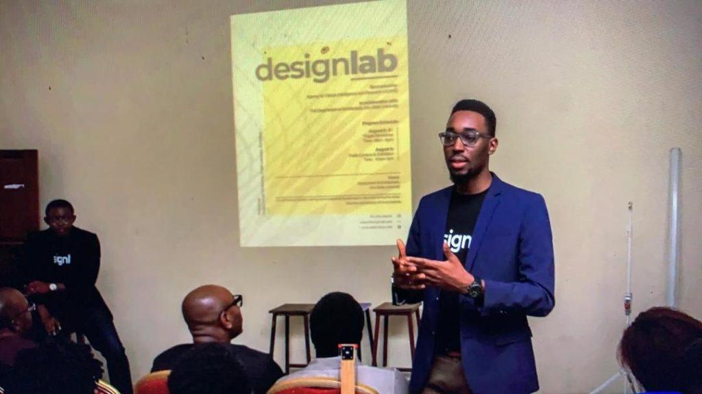 Africa Design Radio Interview Chibueze Ewuzie at Design Lab