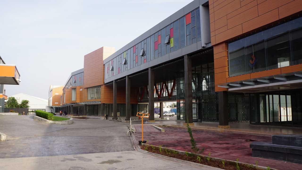 Landmark-Village Development event center