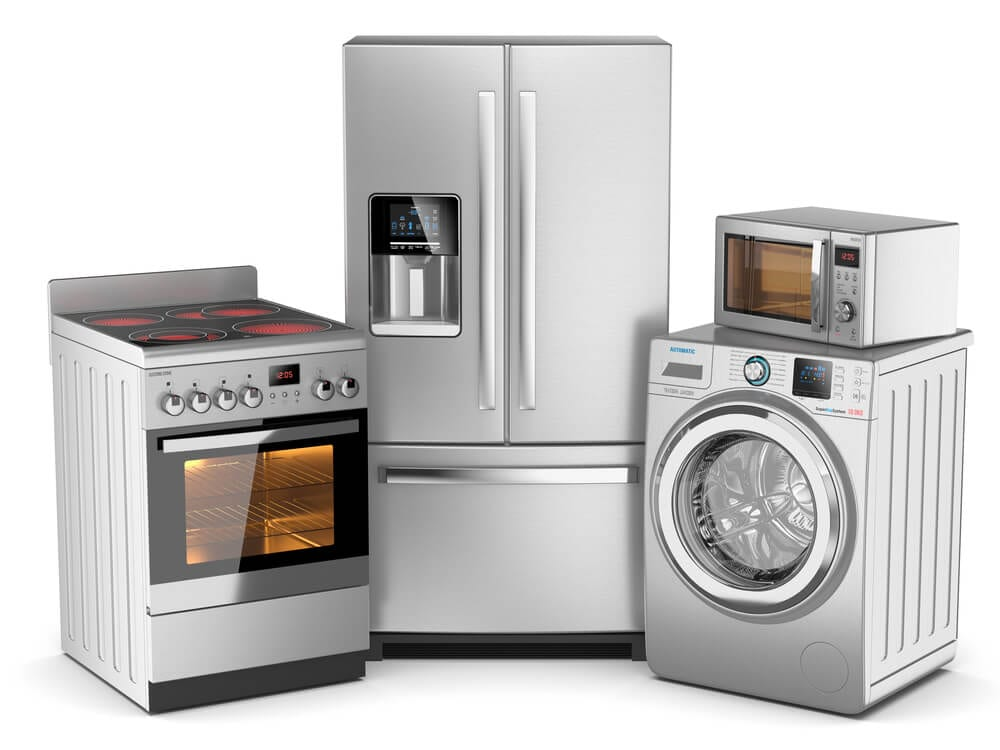 a selection of energy star appliances