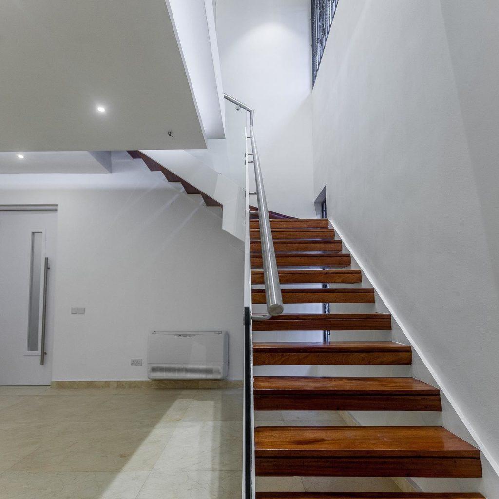 KEYM Residence_Studio OLA_staircase design