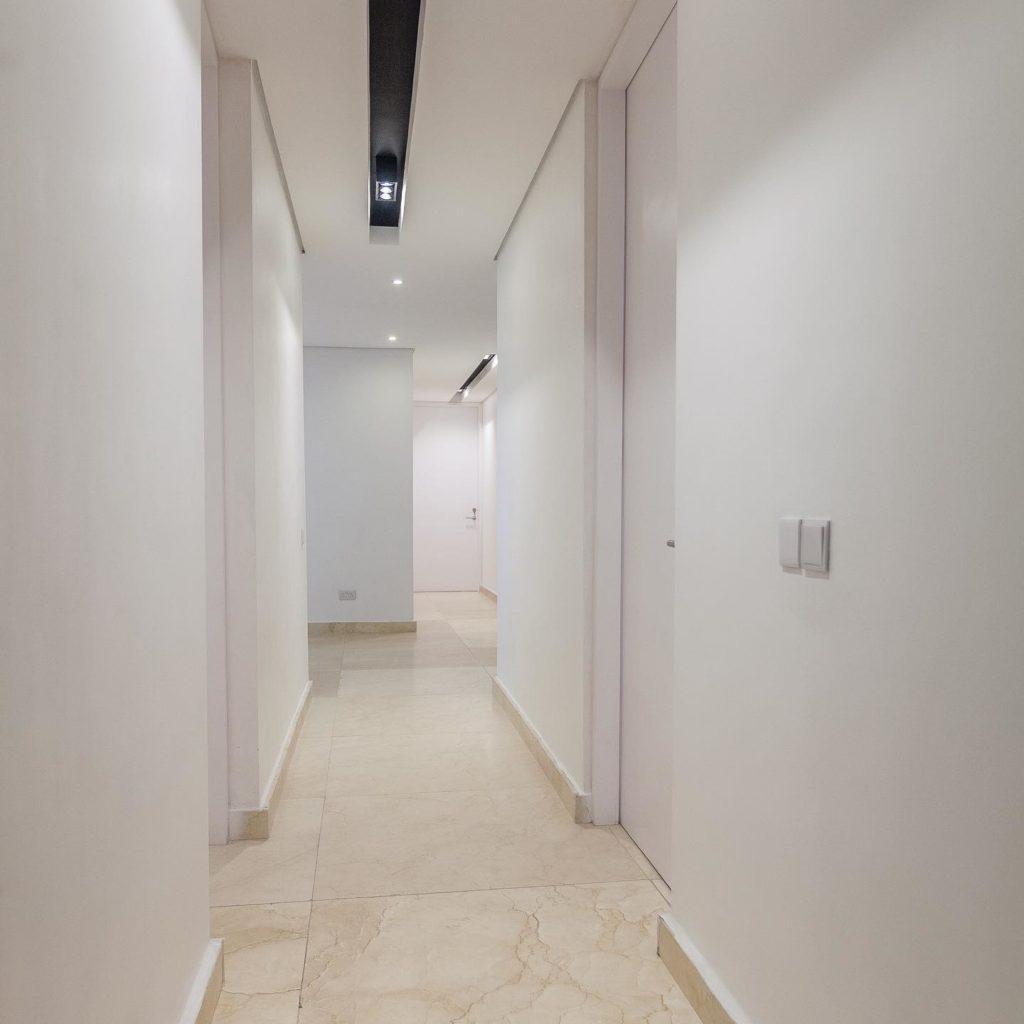 KEYM Residence_Studio OLA_hallway