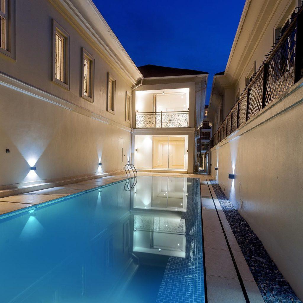 KEYM Residence_Studio OLA_swimming pool