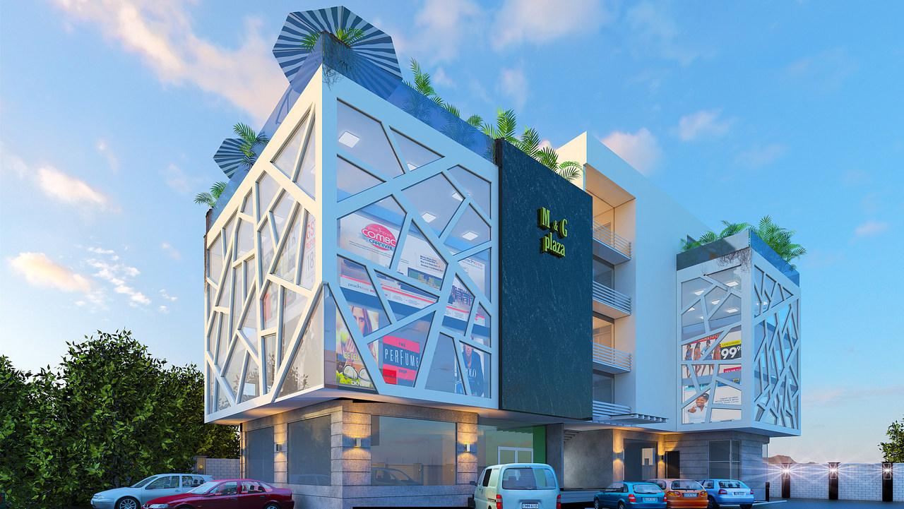 M&G Office Building_Akinwale_Arokodare_Render