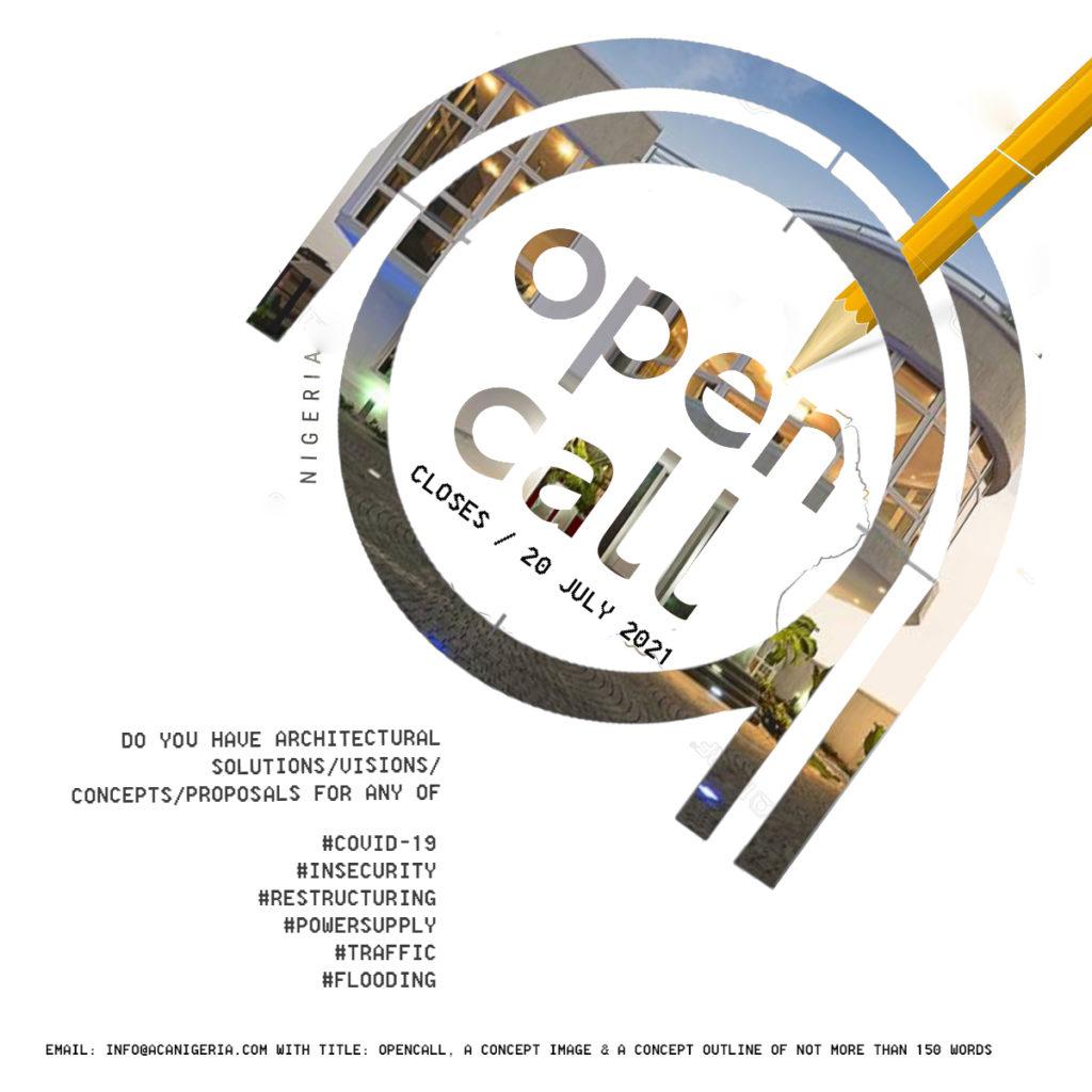ACAN Open Call 2021