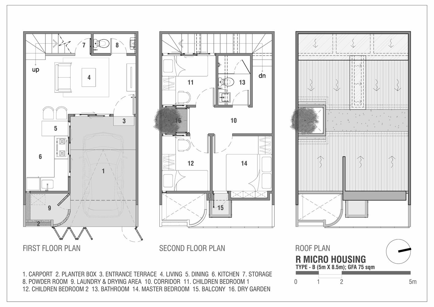 R Micro Housing_TYPE_B