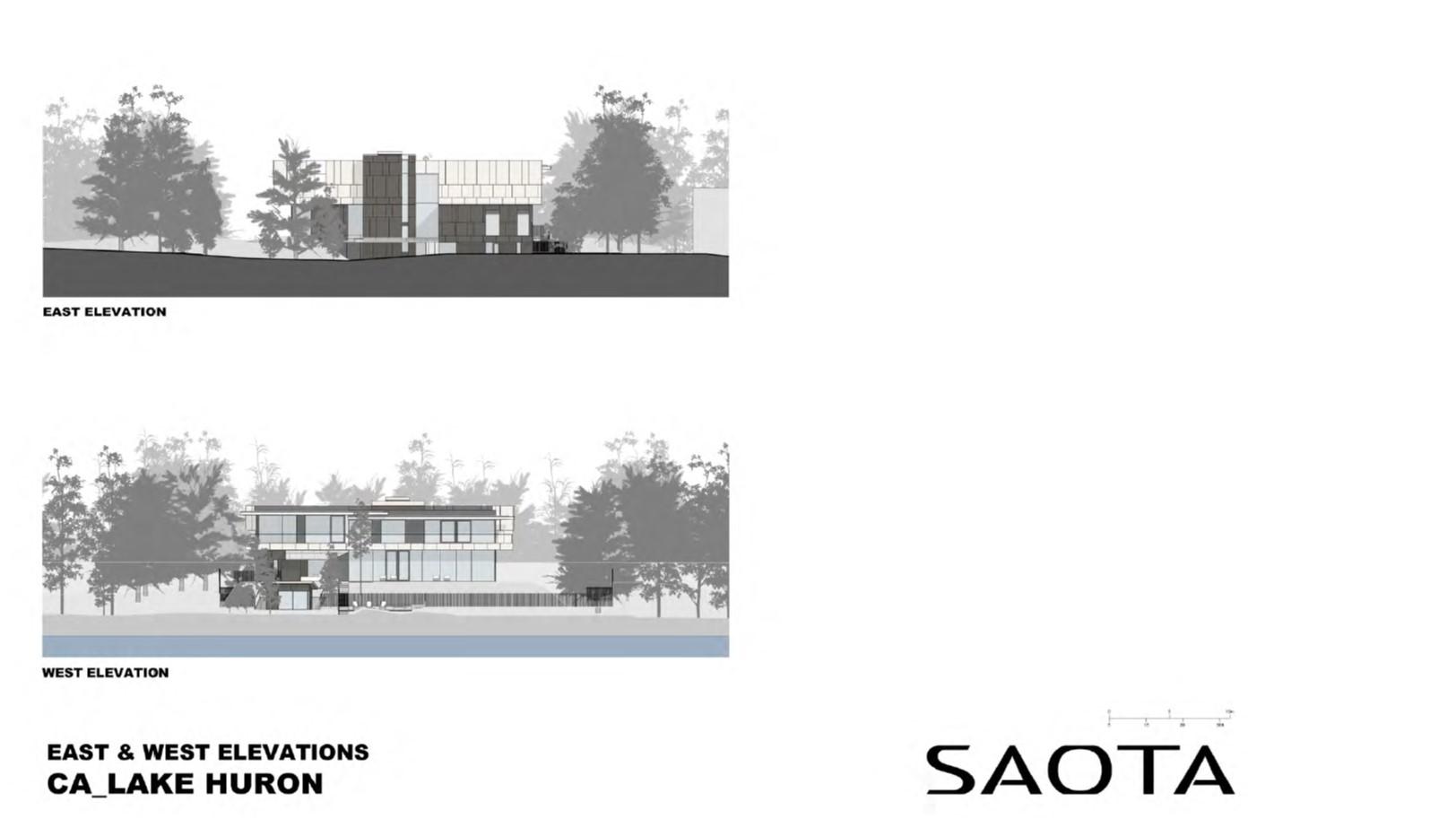 Lake Huron Summer House_SAOTA_Elevations_1